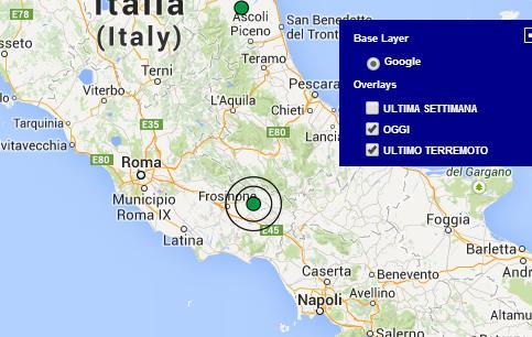 Photo of Scossa di terremoto di magnitudo 3,1 ad Arpino. Non si segnalano danni