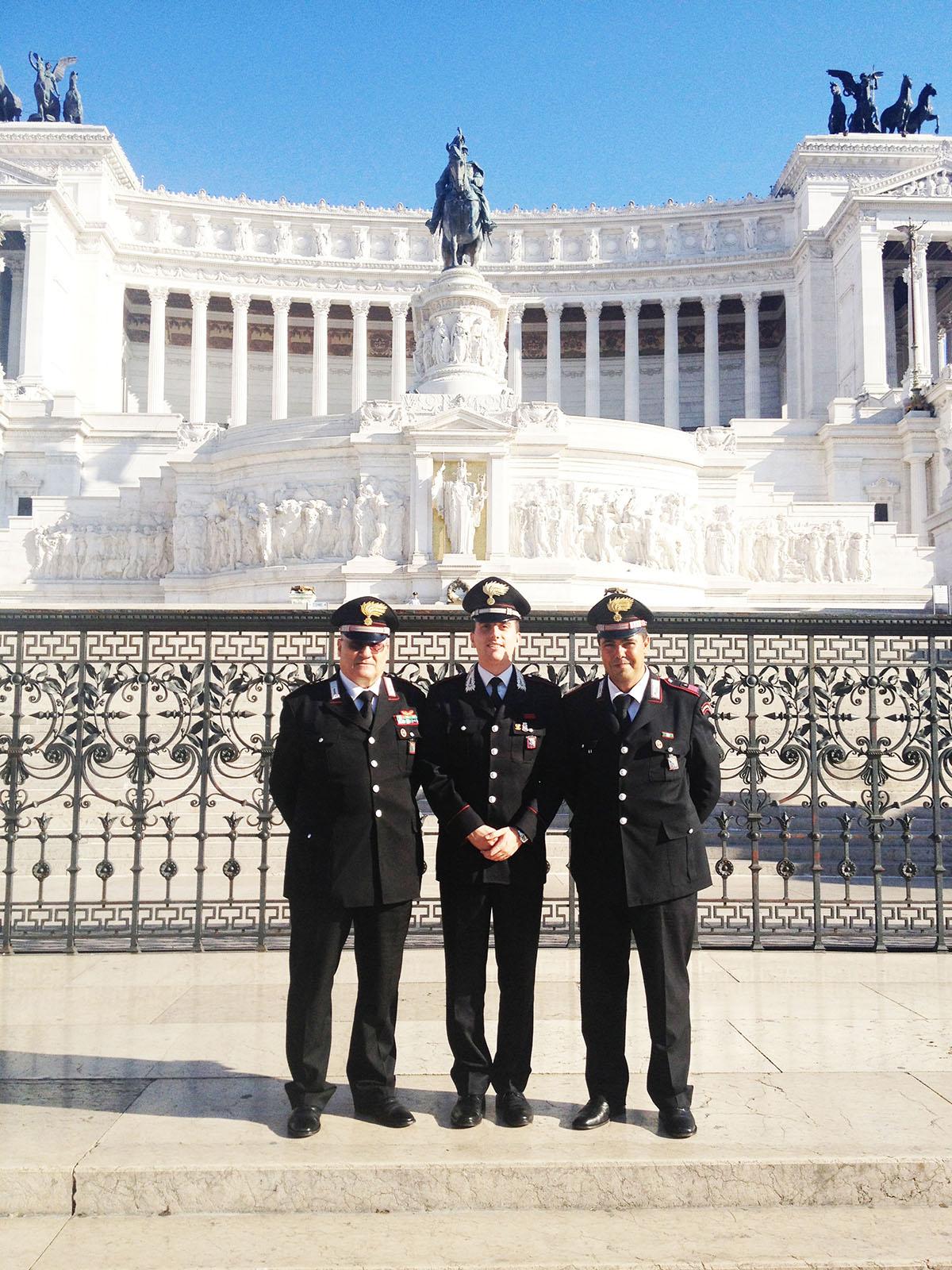 Photo of Dopo tre anni, Il Capitano Giovanni Alfieri lascia il Nucleo Operativo della Compagnia Montesacro