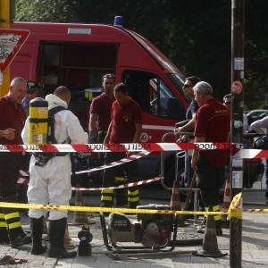Photo of Roma: Esplosione in una galleria di servizi. Tre operai feriti, uno gravissimo
