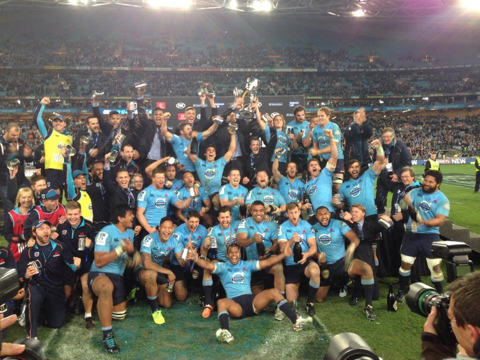 Photo of I Waratahs campioni di Super Rugby