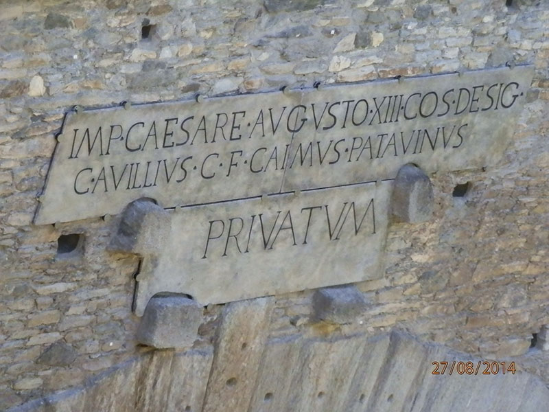 Photo of La Valle d'Aosta celebra l'Imperatore Ottaviano Augusto