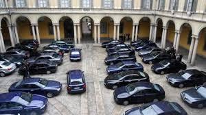 Photo of Riuscirà il Ministro della P.A. a ridurre le auto blu? Ai posteri l'ardua sentenza!