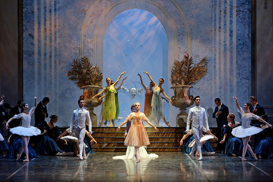 Photo of Teatro dell'Opera – Cenerentola di Prokofiev  coreografata da Derek Deane