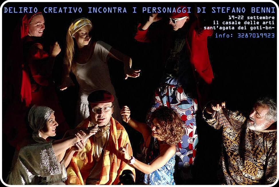 Photo of Delirio Creativo: il seminario che lascerà il segno