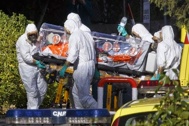 Photo of Ebola: caso sospetto nelle Marche