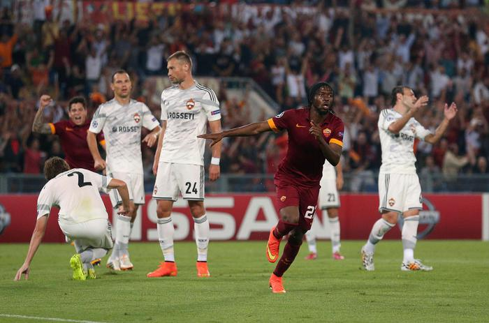 Photo of Champions League. Roma: cinquina da record