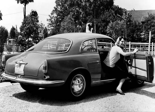 Photo of L'Alfa Alfa Romeo Giulietta compie 60 anni. Doppio compleanno