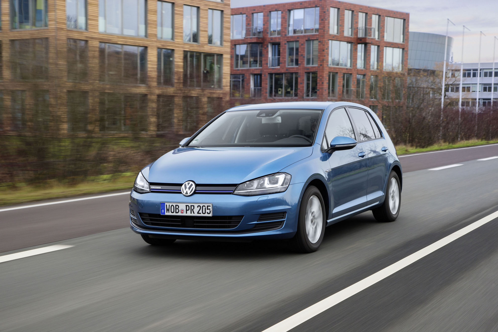 Photo of Golf TGI Blue Emotion