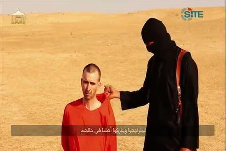 Photo of Decapitato dall'Isis anche l'inglese  David Haines