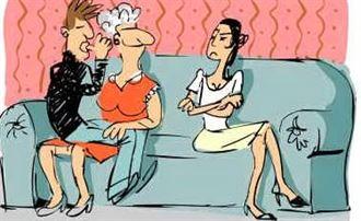 """Photo of Eccessiva ingerenza della suocera? Le nozze con il """"marito mammone"""" sono nulle"""