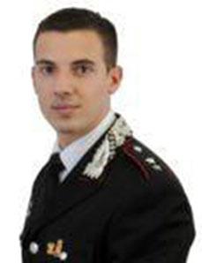 Photo of Il Tenente Andrea Morgando alla Compagnia Carabinieri di Roma-Montesacro
