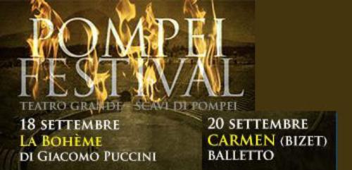 Photo of Pompei Festival 2014-2017. Al via la prima edizione