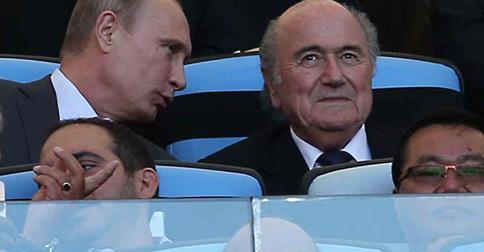 Photo of Pericolo boicottaggio per i mondiali di calcio in Russia