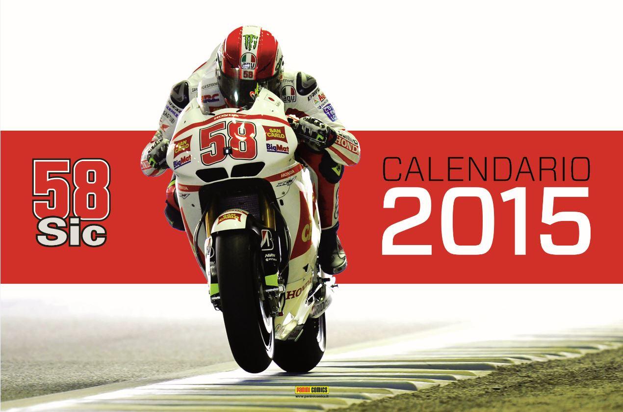 """Photo of Motociclismo: un calendario in ricordo del """"Sic"""""""