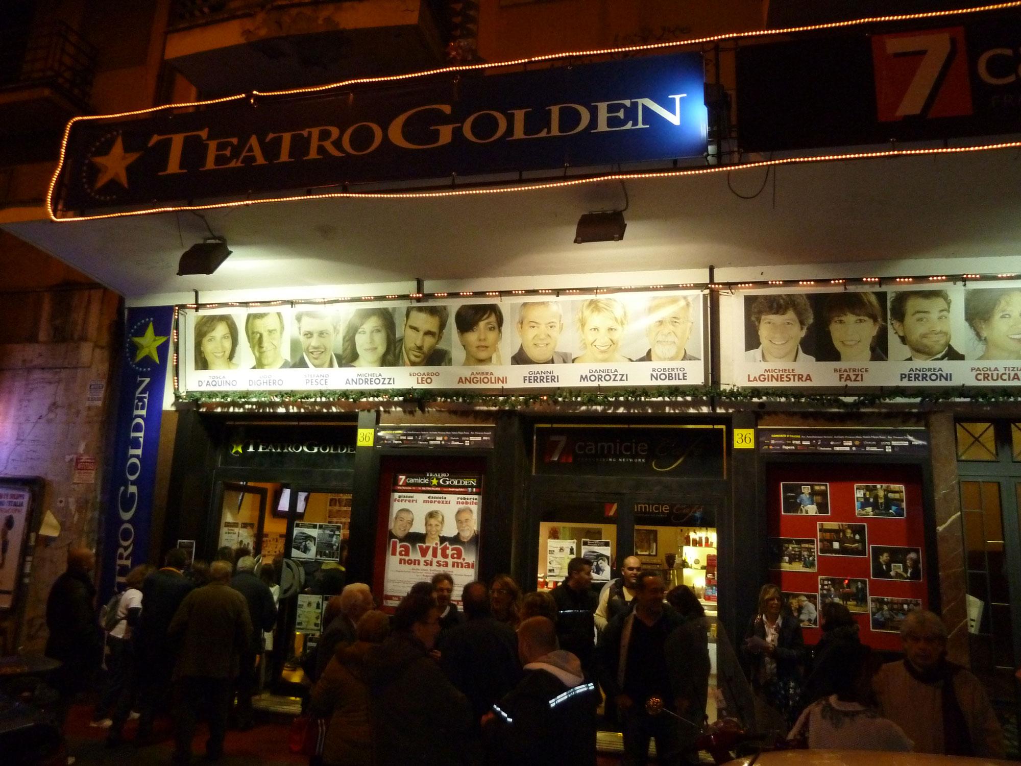 """Photo of Il cartellone del Golden –  Inaugurazione il 30 settembre con """"Il prigioniero della II strada"""" di Neil Simon"""