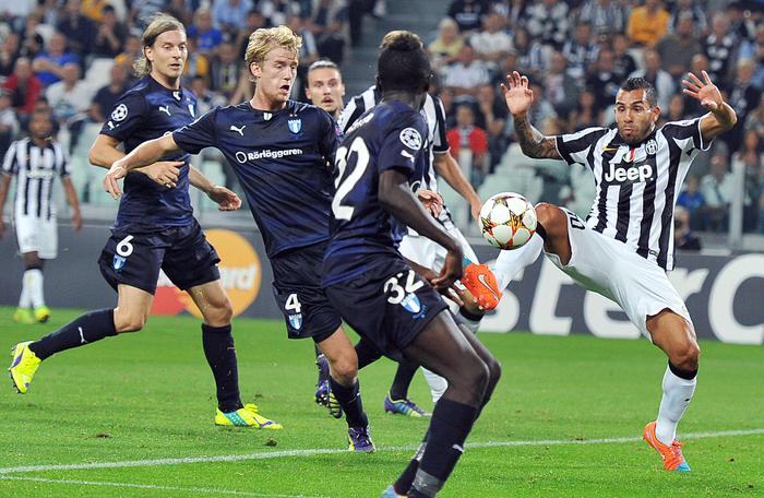 Photo of Champions League – Tevez trascina la Juventus d'Europa: Juventus-Malmoe 2-0