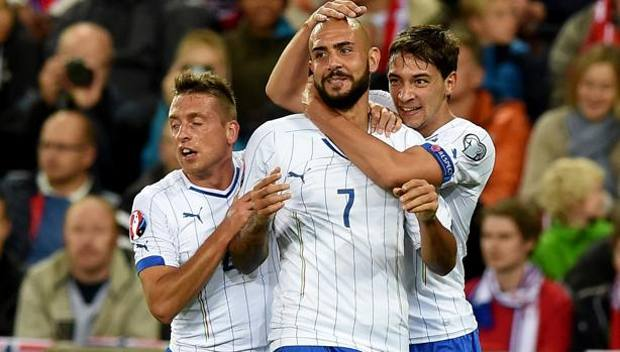 Photo of Europei 2016: l'Italia vince 2-0 in Norvegia