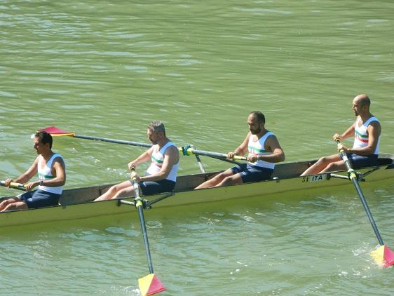 Photo of Sfida olimpica, che festa per i magnifici quattro