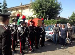 Photo of Si sono svolti i funerali dell'Appuntato Luca Di Pietra. Per un Uomo  Onesto, bastano poche righe..