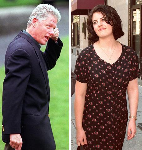 Photo of Monica Lewinski venne manovrata dall'Fbi contro il Presidente Clinton