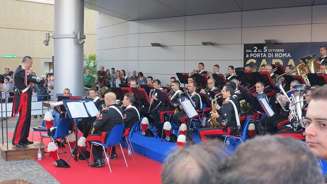 Photo of Porta di Roma accoglie i Carabinieri nel Bicentenario della fondazione