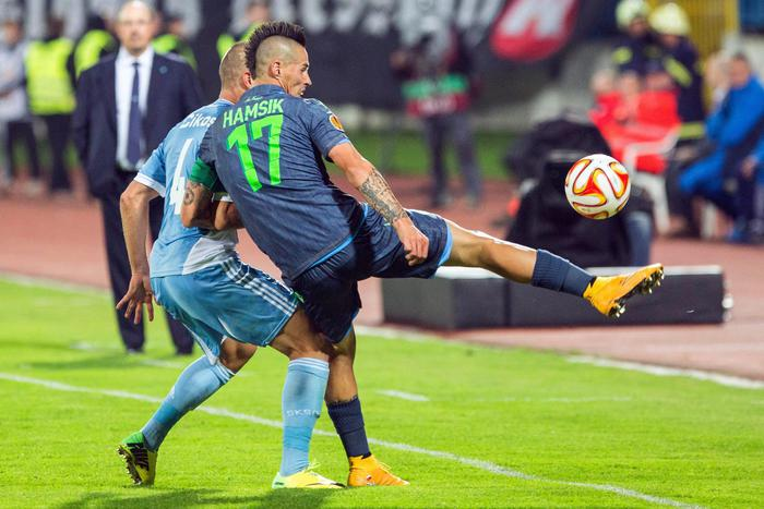Photo of Europa League. Hamsik è profeta in patria