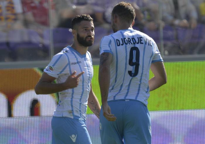 Photo of Una Lazio spettacolare si impone anche a Firenze: Fiorentina-Lazio 0-2