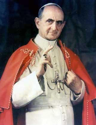 Photo of Paolo VI proclamato beato da Papa Francesco che chiude il Sinodo: 'Non avere paura delle novità'
