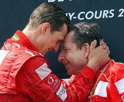 Photo of Schumacher – Jean Todt:  Lotta, fa progressi, servirà pazienza