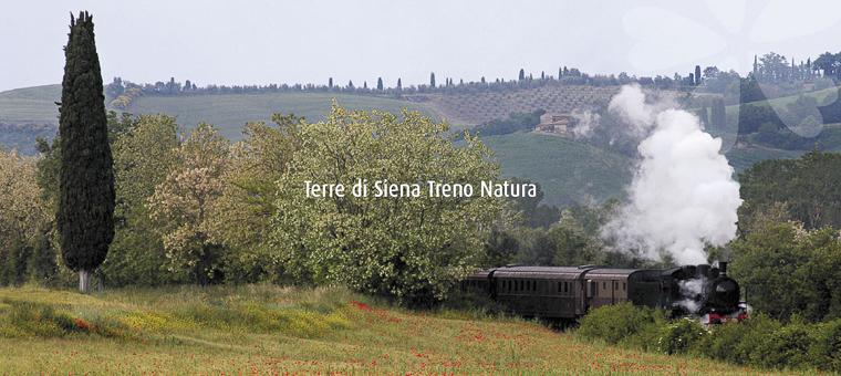 Photo of In treno a vapore tra Siena e dintorni