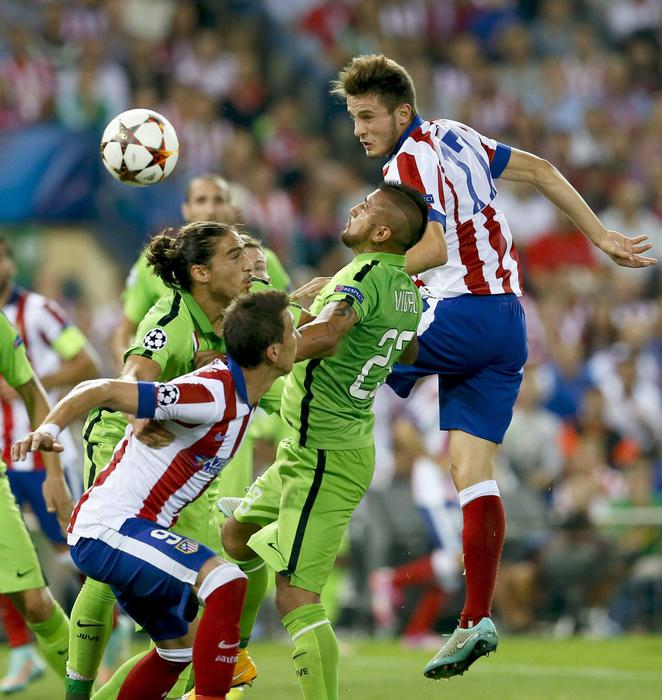 Photo of Champions league – Una buona Juve si arrende a Madrid: Atletico Madrid – Juventus: 1-0