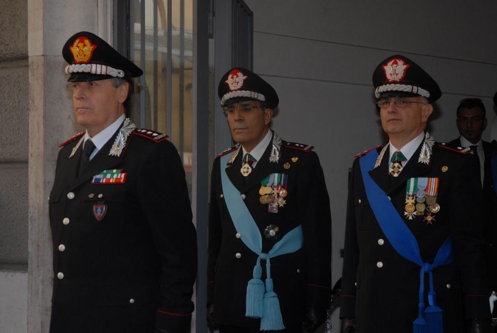 Photo of Il Generale Maruccia cede  il comando della Legione Carabinieri Lazio al  Generale Agovino