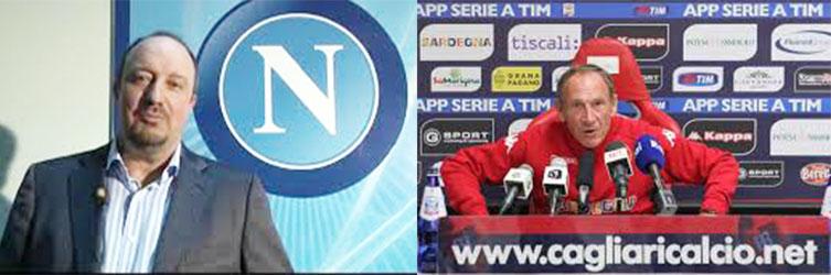 Photo of Serie A. Domani sera c'è Milan-Inter. Nel pomeriggio Napoli-Cagliari.