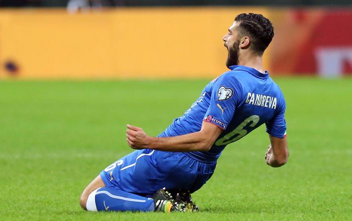 """Photo of Nazionale. L'Italia non va oltre l'1-1 con la Croazia. Conte: """"Bene così"""""""