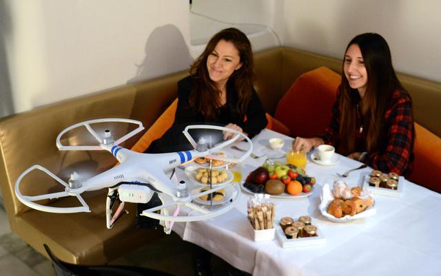 Photo of A Milano entra in attività il drone 'Boscolino'
