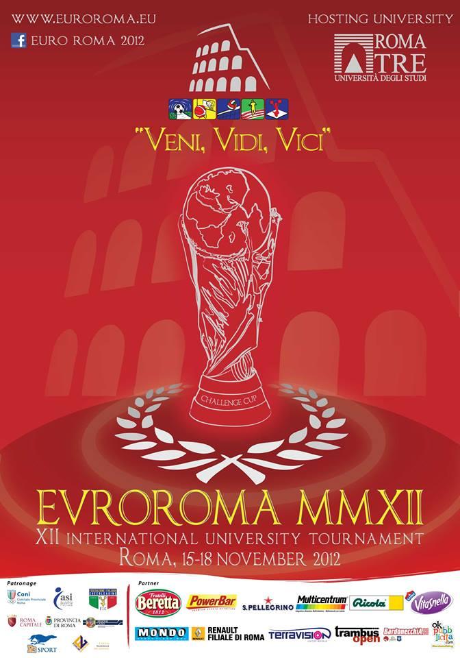 Photo of Eurosportevents e Università Roma Tre presentano Euro Roma 2014