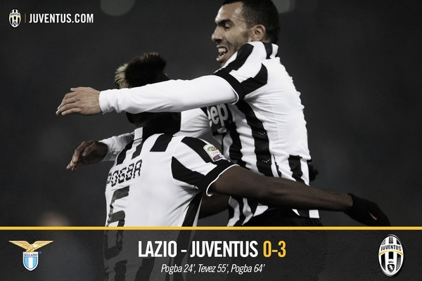 Photo of Juventus da capogiro, la Lazio si piega. PAGELLE