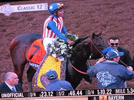 Photo of Scommesse da brivido  alla Breeders Cup di Santa Anita Park