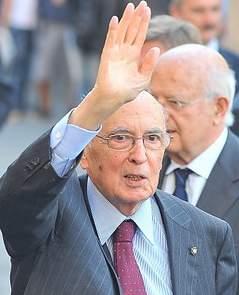 Photo of Il Presidente Napolitano si appresta a lasciare il Quirinale