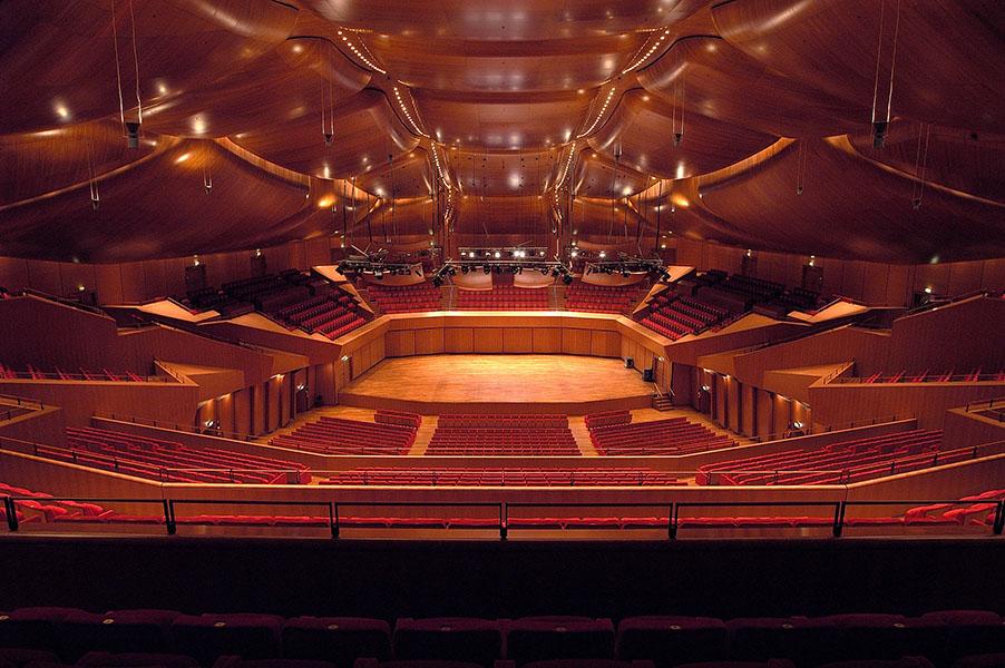 Photo of Accademia di Santa Cecilia – Nott Di Rosa dirige  Berg e Strauss