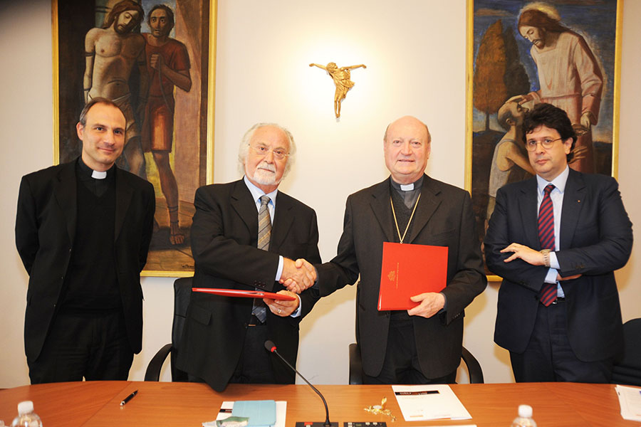 Photo of Sport e Chiesa: iniziativa editoriale in collaborazione tra Italpress ed il Dipartimento Sport del Vaticano