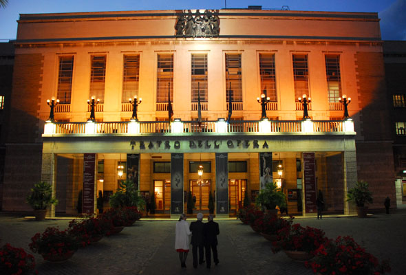 Photo of L'Opera di Roma verso la normalizzazione