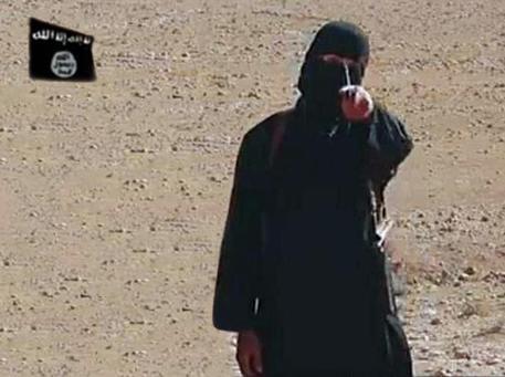 Photo of Isis: con un video, dopo la decapitazione di un soldato, minaccia di morte  Obama