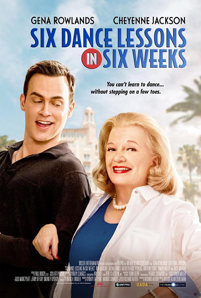 Photo of Intervista a Gena Rowlands e Cheyenne Jackson per 'Six Dance Lessons in Six Weeks' – VIDEO