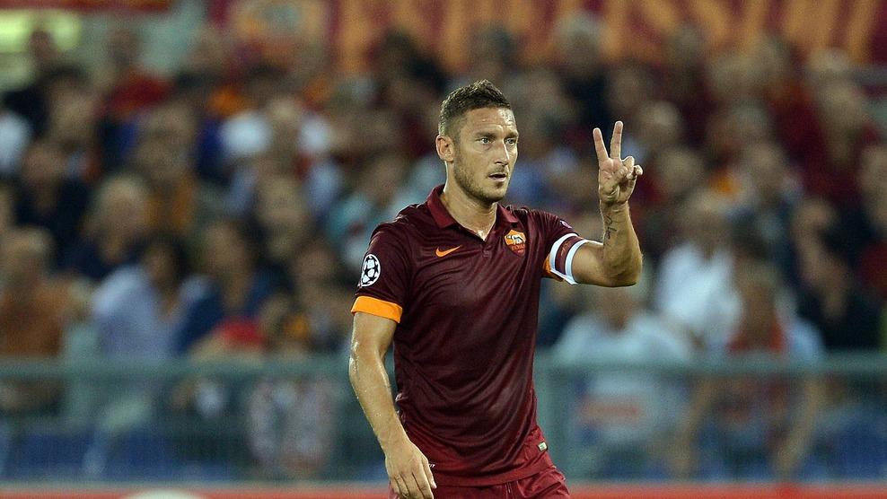 Photo of Totti come Zoff (ma con una maglia soltanto)