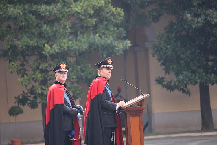 Photo of VIDEO – Il G.C.A. Tullio Del Sette è il nuovo Comandante Generale dell'Arma dei Carabinieri