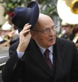 Photo of Napolitano è tornato a casa
