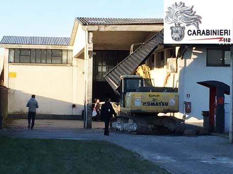 Photo of Quinto Vercellese – Con i kalashnikov assaltano un caveau  – Sparatoria con i Carabinieri