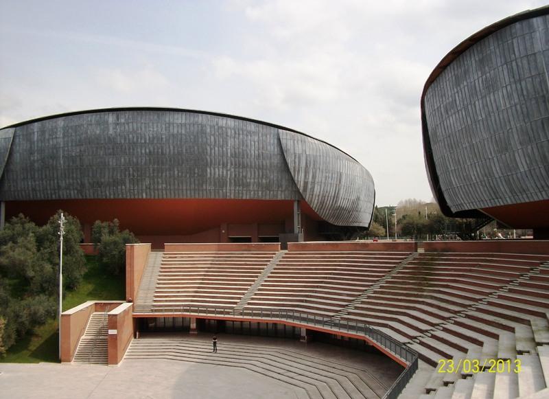 Parco della Musica di Roma 3