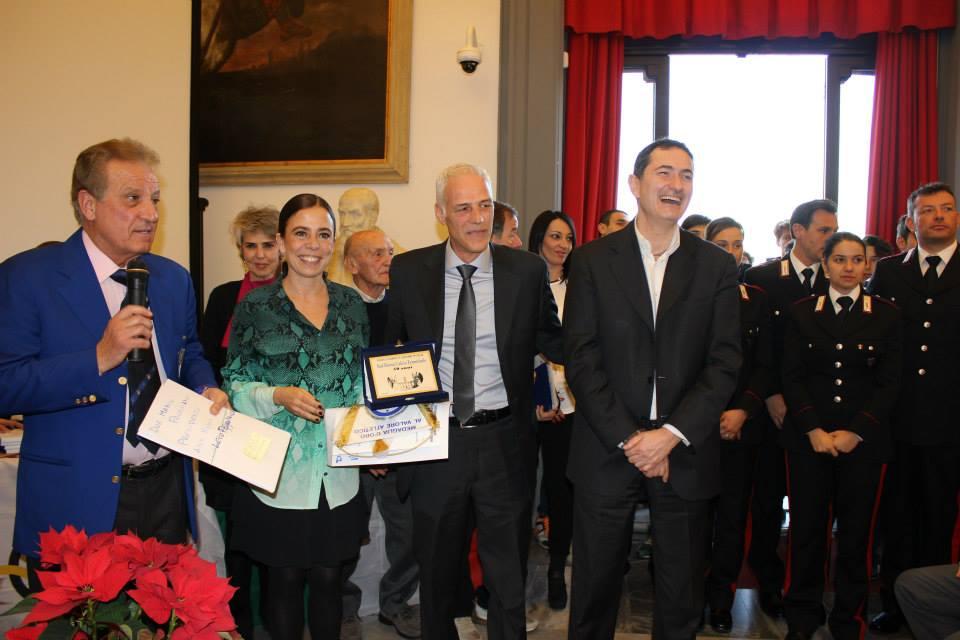Roma calcio femminile premio